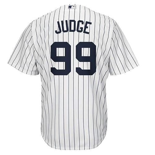 online store 58e64 87c25 Aaron Judge Jersey: Amazon.com