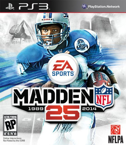 Electronic Arts Madden NFL 25