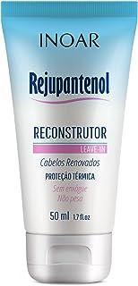 Leave-in Rejupantenol com Dexpantenol 50 ml, Inoar, Transparente