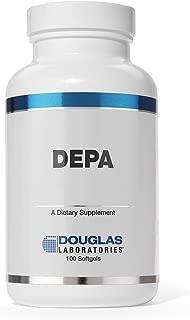 Douglas Laboratories - DEPA - Omega-3 Fatty Acids from Marine Triglycerides - 100 Softgels