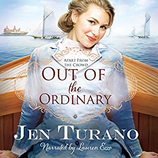 Out of the Ordinary audiobook cover art