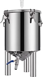 Best 7 gallon stainless steel conical fermenter Reviews