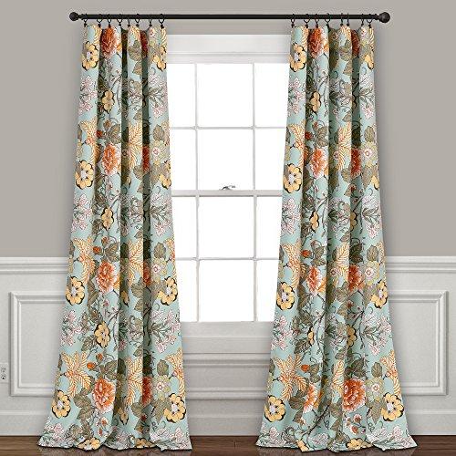 Lush Decor Sydney Curtains