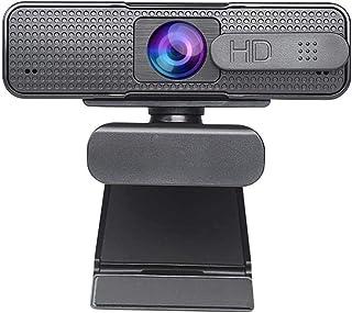 ウェブカメラ Webカメラ 200万画素 マイク内蔵 HD1080P高画質 超広画度 配信ウェブカメラ USB接続 自動光補正 30fps ノイズ対策済み 三脚取付可 自動フォーカス ユーチューバーライブ 在宅勤務 動画配信 ゲーム実況 生放送 ビデオ会議 オンライン授業 家庭ビデオ通話 広範な互換性 取付簡単 Windows2000/XP/win7/win8/win10/