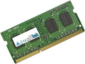 8GB RAM Memory for Toshiba Satellite P855-32G (DDR3-12800) - Laptop Memory Upgrade