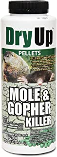 Harris Dry Up Mole and Gopher Killer Pellets, 1lb