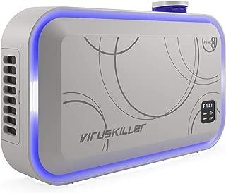 radic8 viruskiller VK Blue Air Purifier + steriliser for Home or ...