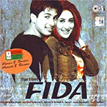 Fida Indian Musical/ Bollywood Music/ Hindi Film Songs/ Kareena Kapoor/ Shahid Kapoor/ Audio