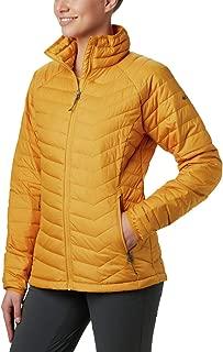 Columbia Women's Powder Lite Hooded Winter Jacket, Water Repellent