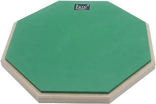 Homyl ゴム ダムドラム サイレント 練習パッド 全4色 - 緑