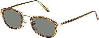 Rapling Oval Men's Sunglasses - 110-tortoise - 50-20-135 mm