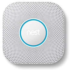 Phone Alerts: Nest Protect sends you a message when there's a problem or the batteries run low. Smoke and CO Locator: Nest Protect speaks up if there's smoke or CO and tells you where it is, so you know what to do. Detects CO: Carbon monoxide is an i...