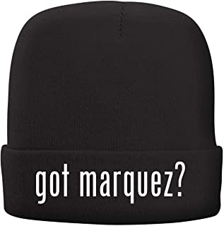 BH Cool Designs got Marquez? - Adult Comfortable Fleece Lined Beanie