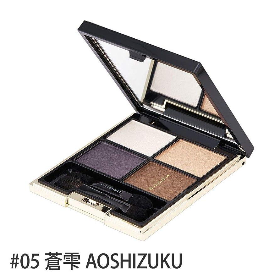 フォーム言い直すリビングルームSUQQU(スック) デザイニング カラー アイズ #05 蒼雫 AOSHIZUKU [並行輸入品]