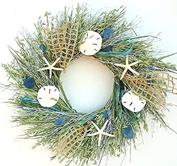 Nautical Luxuries Sea Catch Beach Wreath