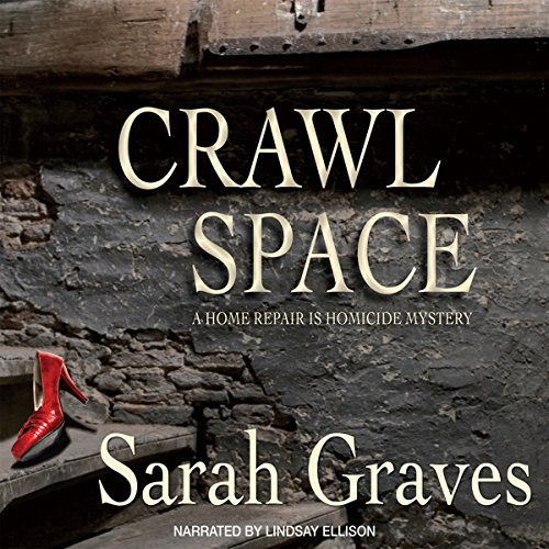 Crawlspace audiobook cover art