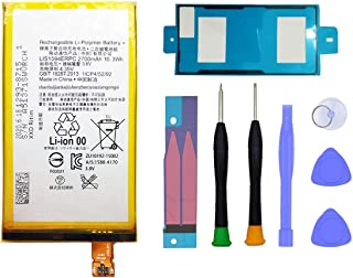 Pattaya SO-02H SO-02J 互換バッテリー Xperia Z5 Compact LIS1594ERPC 電池パック+工具包