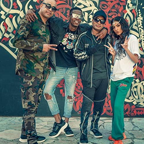 DJ TEDDY JAM, Sal, DAMBY & Alya