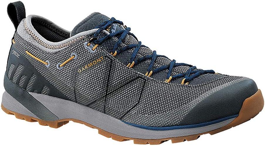 Garmont Karakum GTX Chaussures à Tige Basse Homme, bleu gris 2019