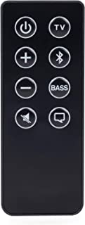 Replacement Remote Control Compatible for Bose Solo 5 10 15 Series II TV Cinemate Series II, IIGS, 1SR Remote Control