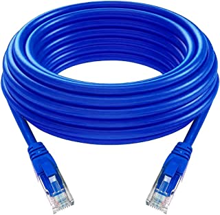 Datazone 10 M Wired Network Cable High Quality Cat 6 Ethernet Cable Package Compatible With All Network Devices