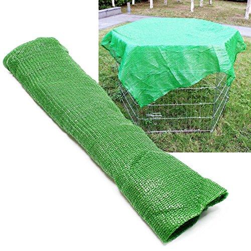 WilTec Housse de Protection Filet pour Parc enclos à Chiots 6 pcs. 60x60cm Jardin