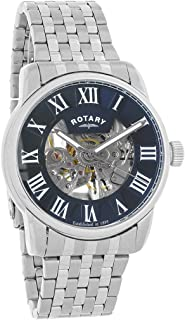 Gents Automatic Skeleton Watch - GB00400/05 New