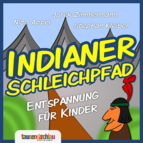 Indianer-Schleichpfad cover art