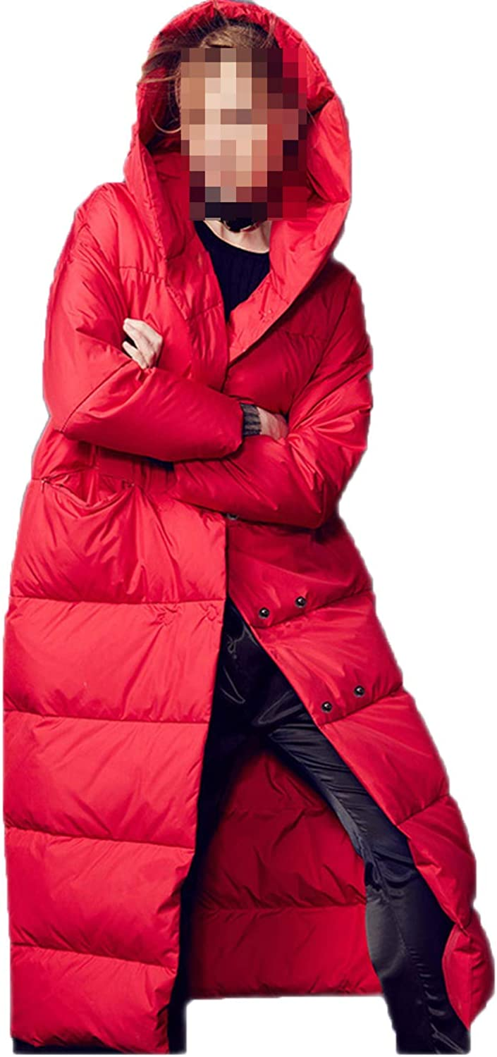Female Down Jacket Jacket Fashionable Casual Thin White Duck Down Jacket