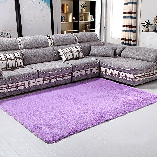 KOOCO Antideslizante 65* 160cm 80* 200cm alfombras para la Sala de Estar Moderna Alfombra de Suelo tamaño Grande para Dormitorio Alfombra, 2, 65cm x 160cm
