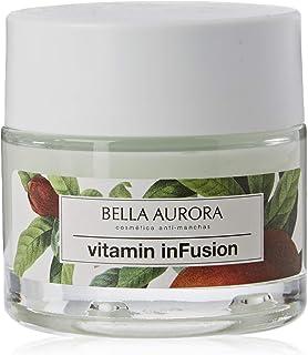 Bella Aurora Vitamin inFusion Tratamiento Multivitamínico Anti-Edad Facial Diario para Mujer Crema Facial varias