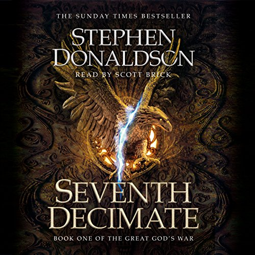 Seventh Decimate audiobook cover art