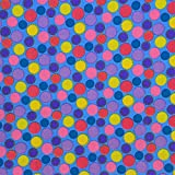 Quilting Patchwork Craft 100% Baumwolle Polka Dots Muster