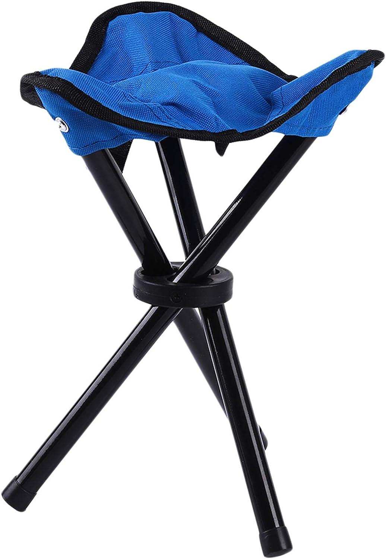 ZHLCity Outdoor Triangular Folding Stool All items free Ranking TOP14 shipping Fishing Mini Chair Fold