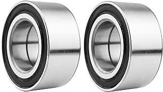 Zinger Front Wheel Bearings for Polaris,Replacement OEM Part # 3514342, 3514634, Fits ACE 325 500 570 Magnum 325 330 500 Ranger 4x4 400 500 700 800 Ranger 500 570 Sportsman 300 325 400
