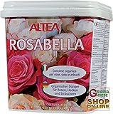 ALTEA ROSABELLA CONCIME ORGANICO PER LA COLTIVAZIONE DELLE ROSE, SIEPI E ARBUSTI IN CONFEZ...