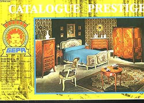 catalogue prestige lidl