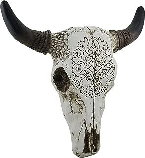 deer skull tribal