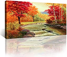 Best autumn tree painting Reviews