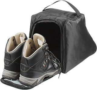 Case4Life Black Water Resistant Walking Hiking Boot Bag/Case
