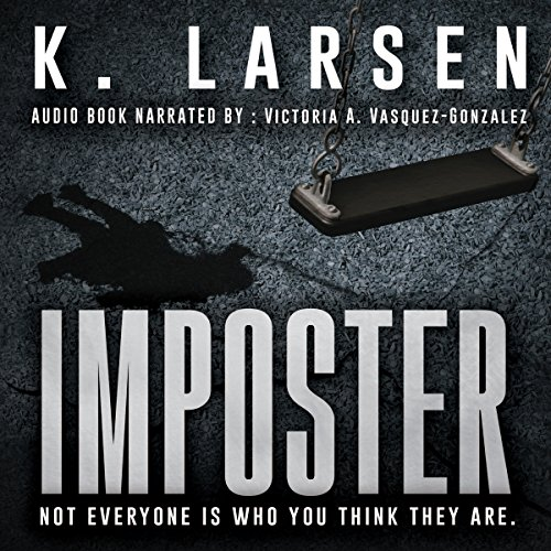 Imposter audiobook cover art