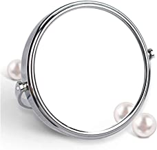 WECDS make-up spiegel make-up spiegel, draagbare ijdelheid spiegel, opvouwbare desktop spiegel, muur gemonteerde spiegel, ...