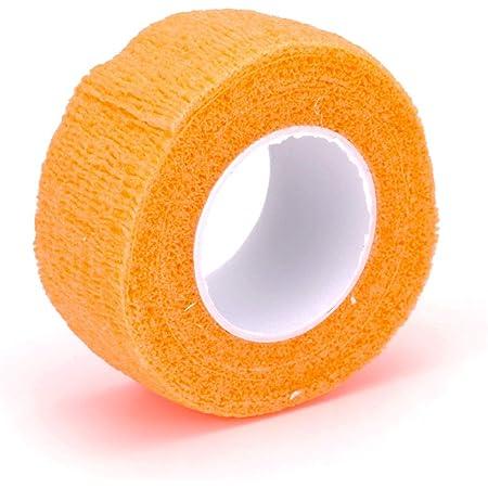 指をガード。ヨーヨー初心者に役立つスピンギア ヨーヨーアクセサリ SGフィンガープロテクター (オレンジ)