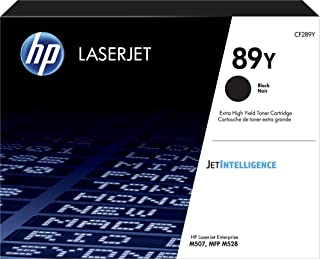 HP 89Y Blk Contract LJ Toner Cartridge