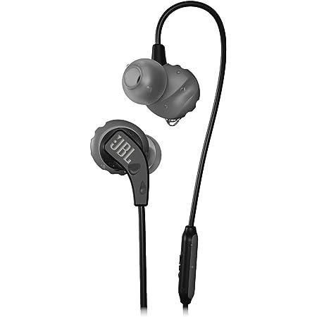JBL Endurance RUN - Wired Sport In-Ear Headphones - Black