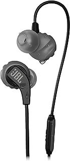 JBL Endurance Run, In-Ear Sport Headphone with one-Button mic/remote - Black, JBLENDURRUNBLKAM