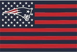 new england patriots 3x5ft Stars and Stripes Flag patriots -Nation