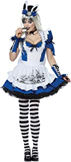 Women's Mad Alice Costume