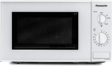 Panasonic NN-E201WMEPG - Microondas (800W, 20 litros), color Blanco
