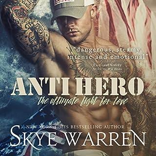 Page de couverture de Anti Hero